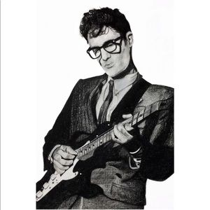 Other - Buddy Holly Art Prints